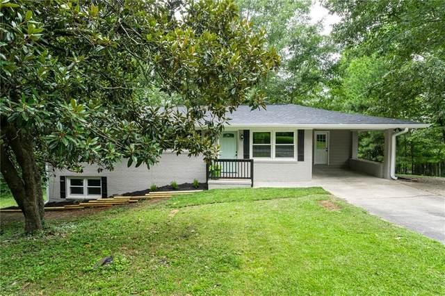 116 Pinecrest Circle, Dallas, GA 30132 (MLS #6768410) :: North Atlanta Home Team