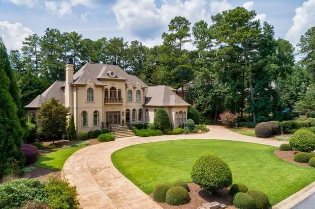 6060 Carlisle Lane, Alpharetta, GA 30022 (MLS #6768420) :: Good Living Real Estate