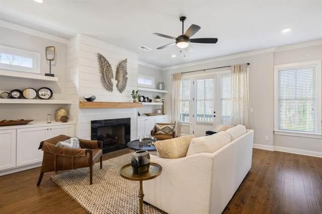 217 Napa Drive #6, Woodstock, GA 30188 (MLS #6768494) :: Good Living Real Estate