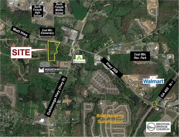 3435 Matt Highway, Cumming, GA 30028 (MLS #6768520) :: North Atlanta Home Team
