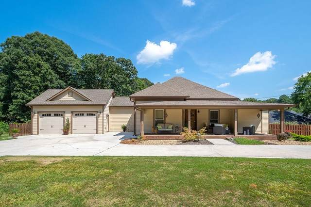 809 Braselton Highway, Lawrenceville, GA 30043 (MLS #6768532) :: The Cowan Connection Team