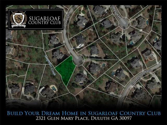 2321 Glen Mary Place, Duluth, GA 30097 (MLS #6768563) :: North Atlanta Home Team