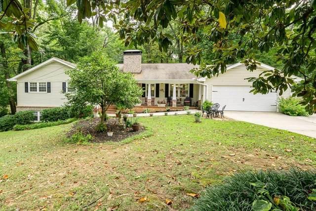 578 Glennhaven Drive NW, Marietta, GA 30064 (MLS #6768588) :: The Cowan Connection Team