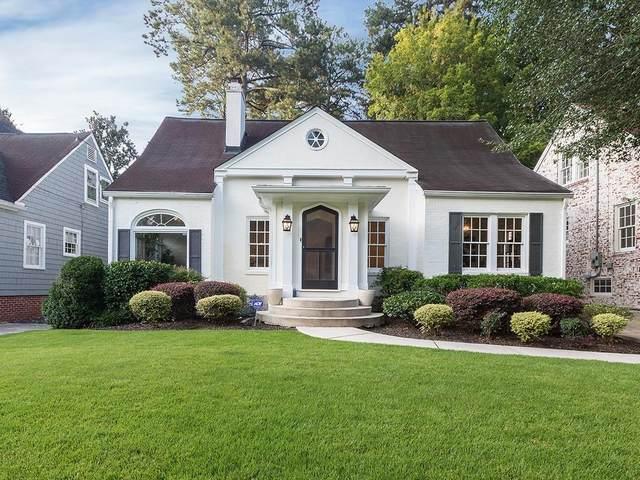 2913 North Hills Drive, Atlanta, GA 30305 (MLS #6768611) :: Vicki Dyer Real Estate