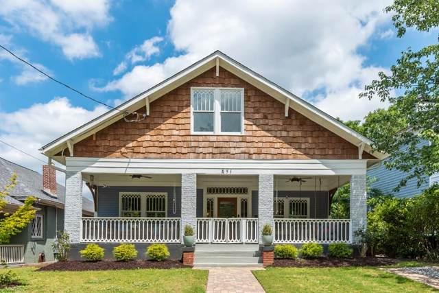 571 Cleburne Terrace NE, Atlanta, GA 30307 (MLS #6768665) :: RE/MAX Prestige