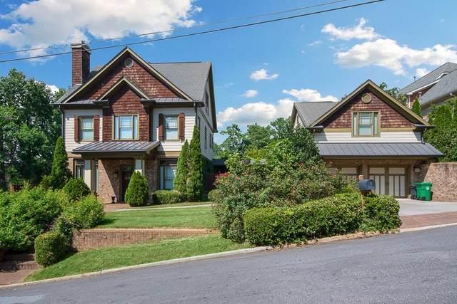1036 Antioch Drive NE, Atlanta, GA 30319 (MLS #6768670) :: North Atlanta Home Team