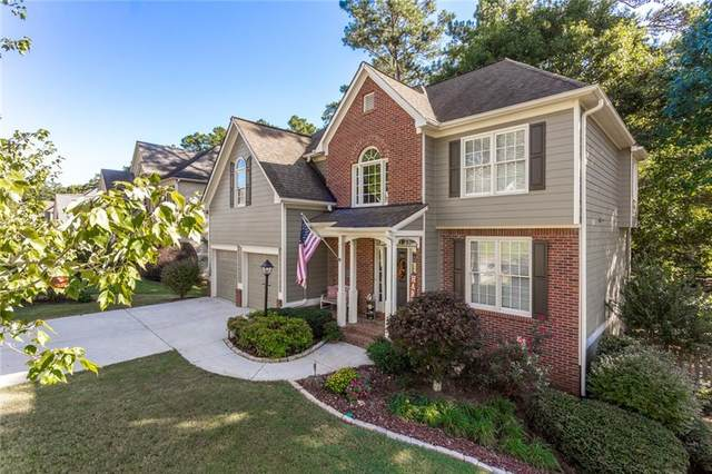 1071 Treadstone Lane, Powder Springs, GA 30127 (MLS #6768694) :: The Cowan Connection Team