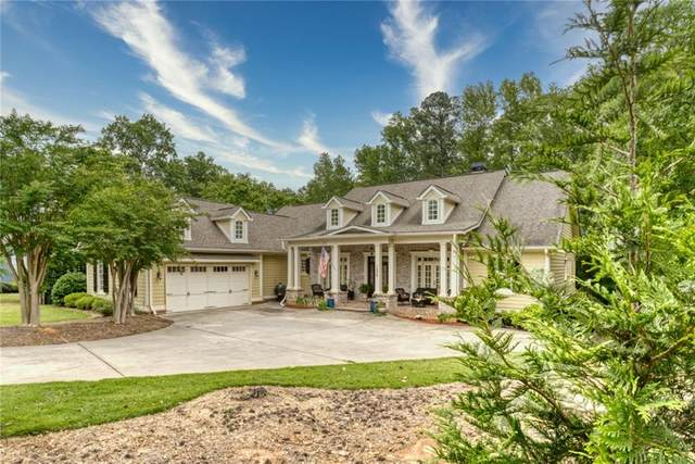 1058 Saye Creek Drive, Madison, GA 30650 (MLS #6768770) :: The Cowan Connection Team