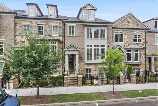 1120 Cordia Avenue NW #34, Atlanta, GA 30318 (MLS #6768793) :: The Heyl Group at Keller Williams