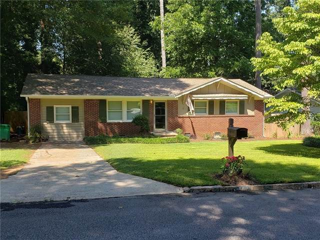 2883 Fantasy Lane, Decatur, GA 30033 (MLS #6768800) :: RE/MAX Paramount Properties