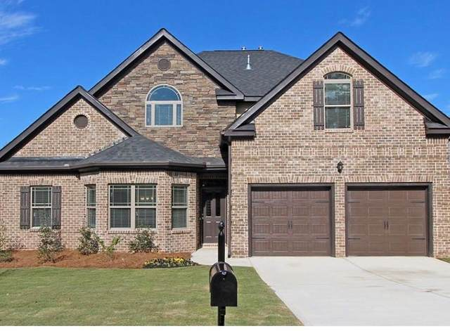 3310 Alhambra Circle, Hampton, GA 30228 (MLS #6768865) :: North Atlanta Home Team