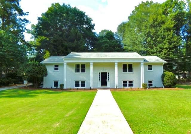 1059 Canterbury Drive SE, Smyrna, GA 30082 (MLS #6768891) :: RE/MAX Prestige