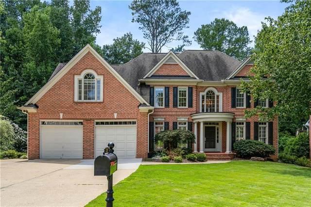 2205 Lasalle Drive, Marietta, GA 30062 (MLS #6768899) :: Tonda Booker Real Estate Sales