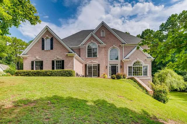 679 Gold Valley Pass, Canton, GA 30114 (MLS #6768906) :: The Heyl Group at Keller Williams