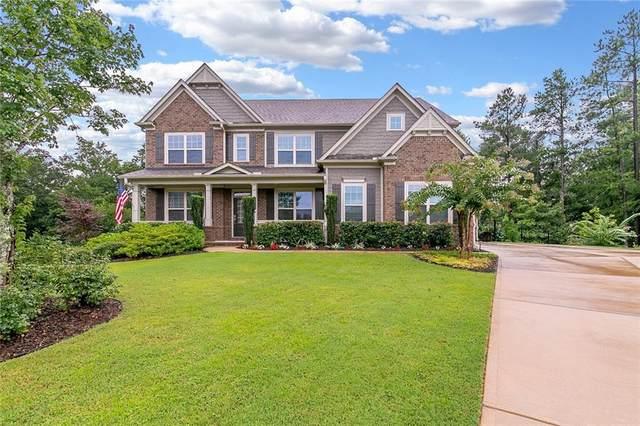 1122 Copperwood Drive, Marietta, GA 30064 (MLS #6768985) :: RE/MAX Prestige
