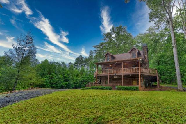 115 Fox Run Drive, Blue Ridge, GA 30513 (MLS #6769007) :: North Atlanta Home Team