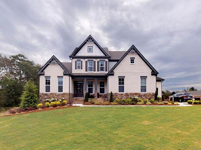 125 Genesee Pointe, Newnan, GA 30263 (MLS #6769077) :: The Cowan Connection Team