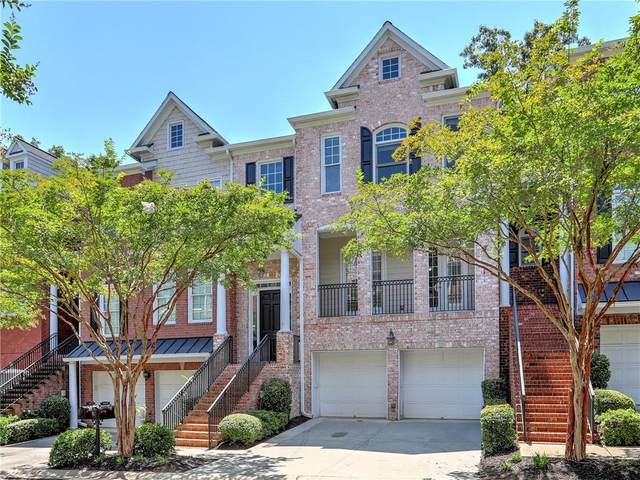 5885 Riverstone Circle #16, Atlanta, GA 30339 (MLS #6769091) :: Good Living Real Estate