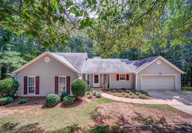 1098 Morgan Road, Canton, GA 30115 (MLS #6769093) :: North Atlanta Home Team
