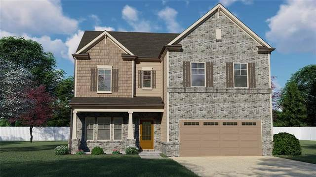 6936 Lancaster Crossing, Flowery Branch, GA 30542 (MLS #6769126) :: Tonda Booker Real Estate Sales