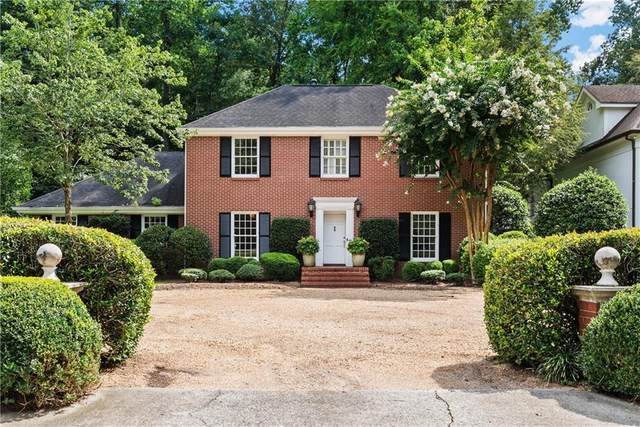 3468 Valley Road NW, Atlanta, GA 30305 (MLS #6769148) :: The Cowan Connection Team