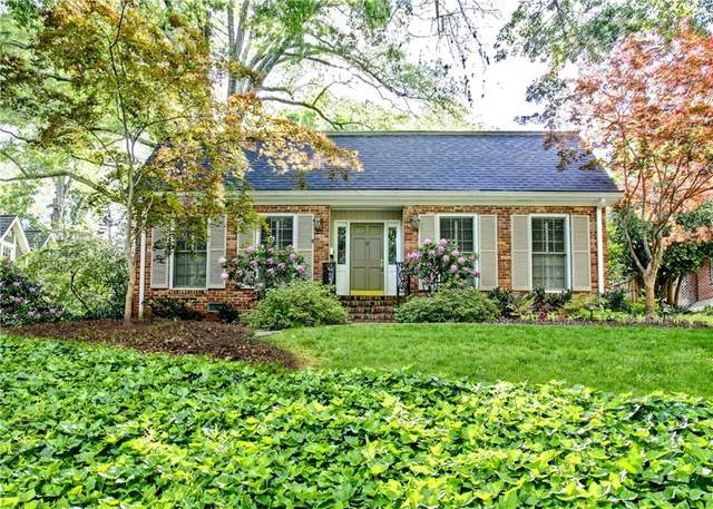 21 Exeter Road, Avondale Estates, GA 30002 (MLS #6769279) :: The Cowan Connection Team