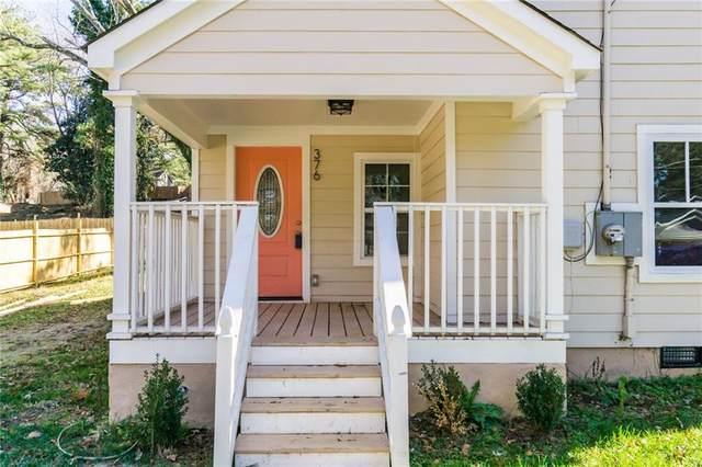 376 Saint Johns Avenue SW, Atlanta, GA 30315 (MLS #6769310) :: Vicki Dyer Real Estate