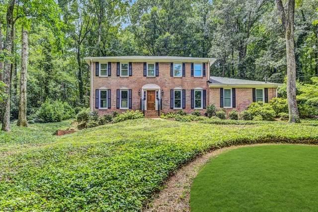 5455 Pheasant Run, Stone Mountain, GA 30087 (MLS #6769324) :: North Atlanta Home Team