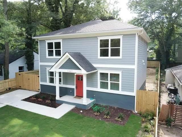 1407 Graymont Drive SW, Atlanta, GA 30310 (MLS #6769358) :: Todd Lemoine Team