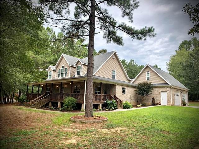 140 Jones Slough Road, Euharlee, GA 30145 (MLS #6769359) :: The Cowan Connection Team