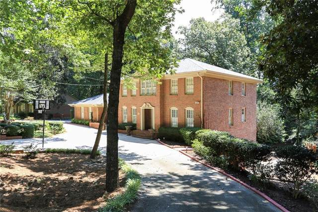 520 Glen Eagles Circle SE, Marietta, GA 30067 (MLS #6769380) :: Vicki Dyer Real Estate