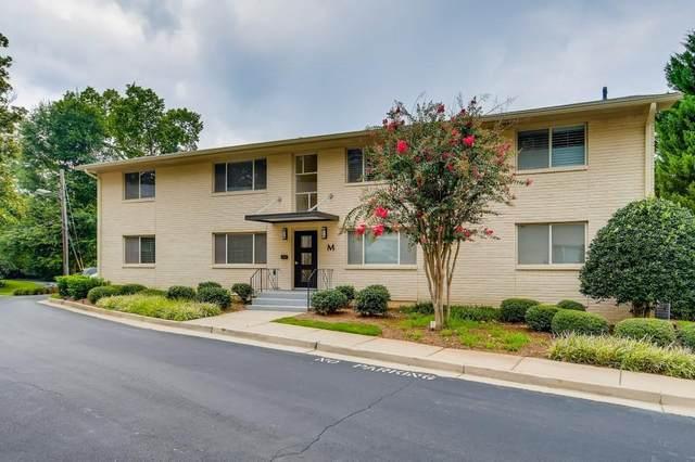 449 Clairemont Avenue M1, Decatur, GA 30030 (MLS #6769398) :: North Atlanta Home Team