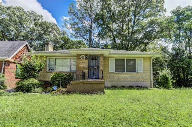 1338 Thurgood Street SW, Atlanta, GA 30314 (MLS #6769401) :: RE/MAX Prestige