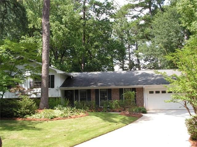 2536 Stonington Road, Dunwoody, GA 30338 (MLS #6769451) :: North Atlanta Home Team