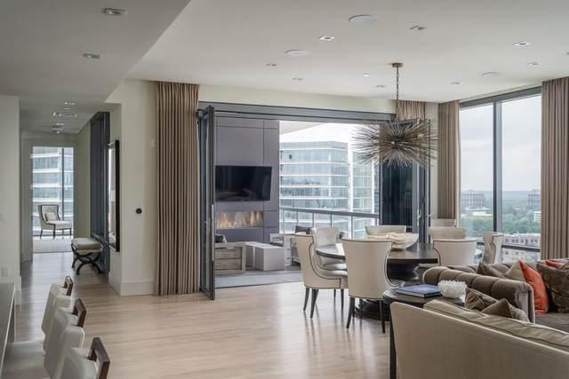 3107 Peachtree Road NE #1702, Atlanta, GA 30305 (MLS #6769463) :: Good Living Real Estate