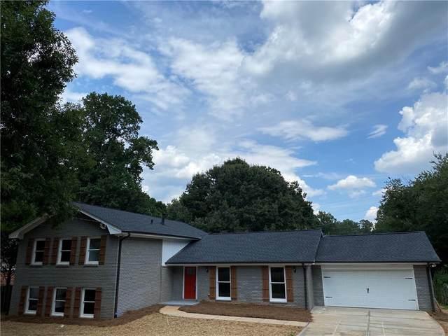 1682 Manhasset Drive, Dunwoody, GA 30338 (MLS #6769516) :: North Atlanta Home Team