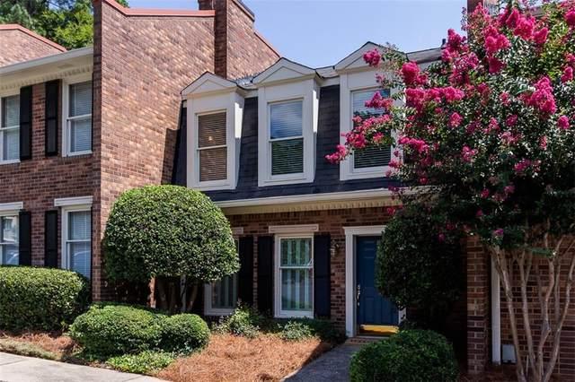 8 Jefferson Hill Place NE, Atlanta, GA 30342 (MLS #6769565) :: The Butler/Swayne Team