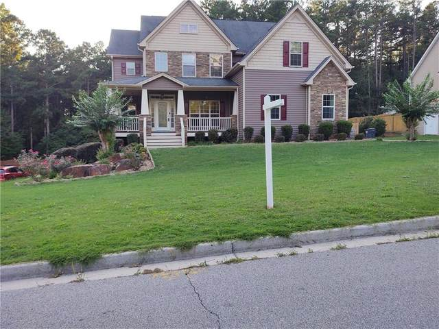 611 Somersby Drive, Dallas, GA 30157 (MLS #6769619) :: Todd Lemoine Team