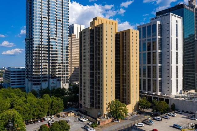 300 W Peachtree Street 9L, Atlanta, GA 30308 (MLS #6769633) :: The Zac Team @ RE/MAX Metro Atlanta