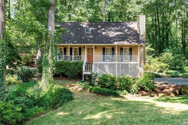 3761 Winslow Court, Marietta, GA 30062 (MLS #6769638) :: Tonda Booker Real Estate Sales