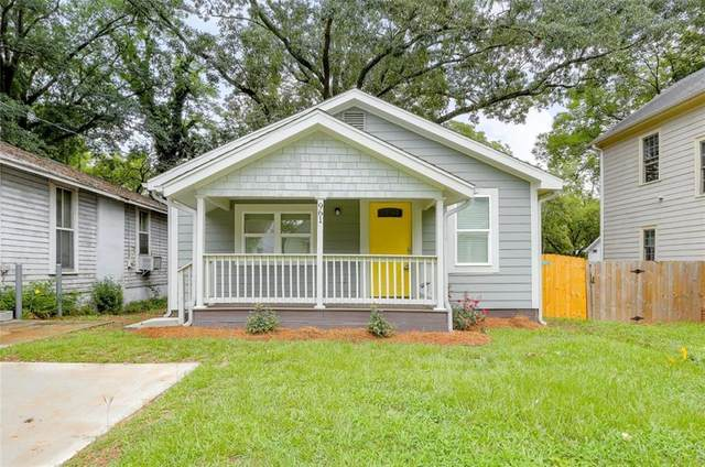 961 Michigan Avenue NW, Atlanta, GA 30314 (MLS #6769640) :: Vicki Dyer Real Estate