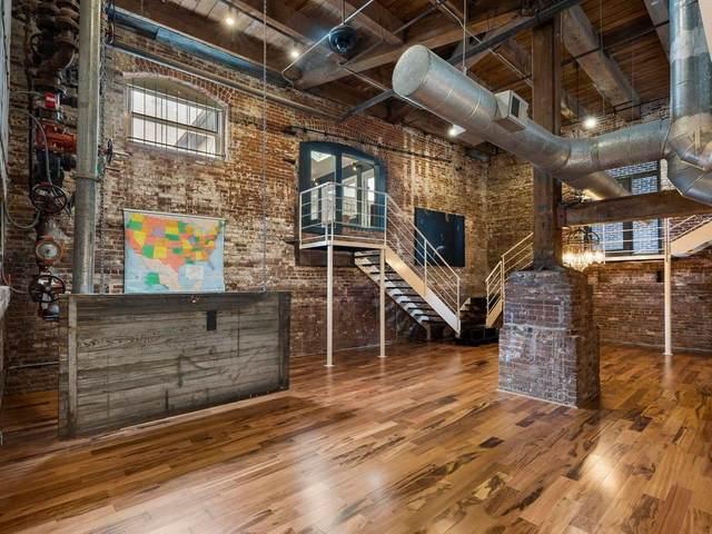 490 Marietta Street NW #105, Atlanta, GA 30313 (MLS #6769642) :: Keller Williams Realty Cityside