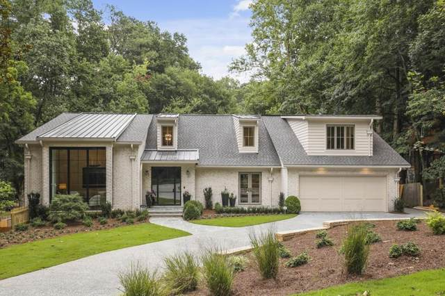 4835 Longchamps Drive, Atlanta, GA 30319 (MLS #6769725) :: The Cowan Connection Team