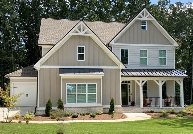 6160 Crescent Moon Ridge, Cumming, GA 30041 (MLS #6769739) :: Tonda Booker Real Estate Sales