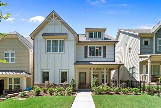 1960 Perry Boulevard NW, Atlanta, GA 30318 (MLS #6769773) :: Good Living Real Estate