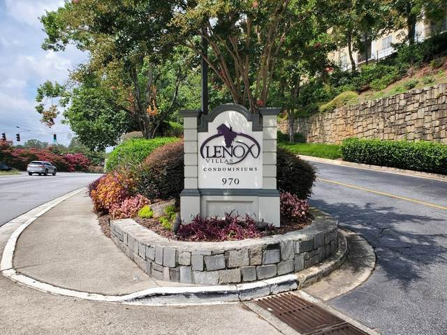 970 Sidney Marcus Boulevard NE #2209, Atlanta, GA 30324 (MLS #6769798) :: KELLY+CO