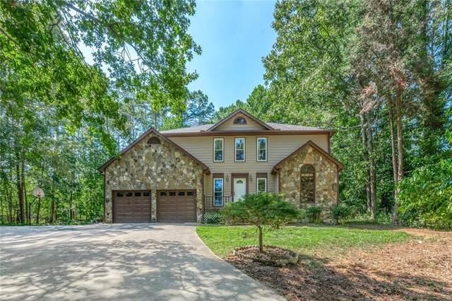 527 Cherokee Mills Drive, Woodstock, GA 30189 (MLS #6769809) :: Tonda Booker Real Estate Sales