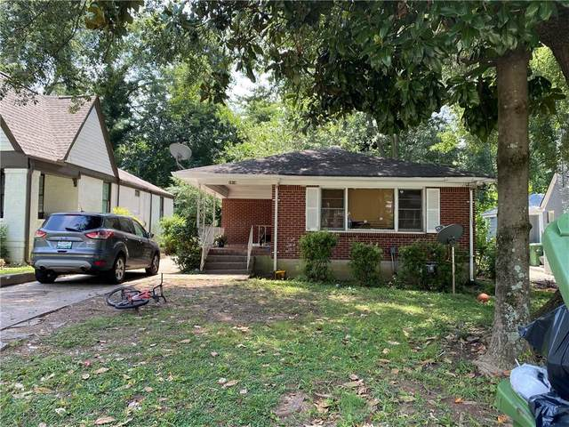 1724 S Gordon Street SW, Atlanta, GA 30310 (MLS #6769810) :: North Atlanta Home Team