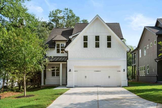 1506 Walker Street SE, Smyrna, GA 30080 (MLS #6769819) :: The Cowan Connection Team