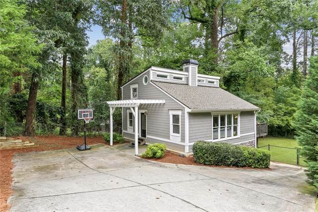 2797 Ashburn Lane, Brookhaven, GA 30341 (MLS #6769830) :: North Atlanta Home Team
